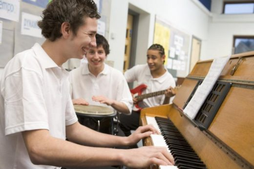 Playing An Instrument Makes You Smarter