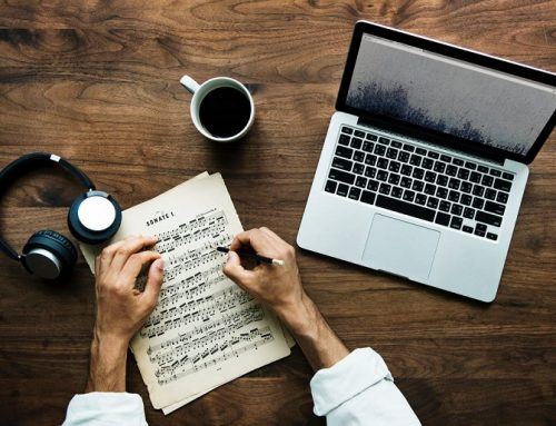 Tips For Building Your Song Writing Skills | Infographic