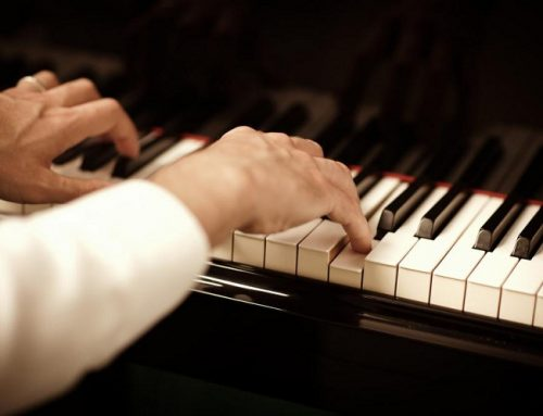 3 Reasons You Should Learn To Play The Piano | Infographic